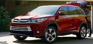 2019 Toyota Highlander Trim Comparison