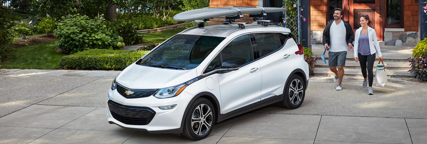 2019 Chevrolet Bolt EV Leasing near Manassas, VA