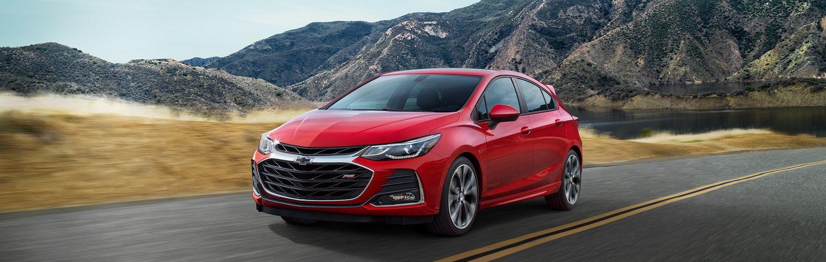 2019 Chevrolet Cruze Leasing near Manassas, VA