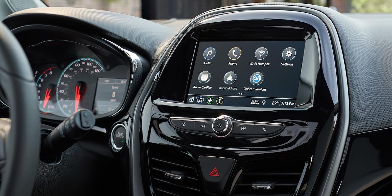 Touchscreen Inside!
