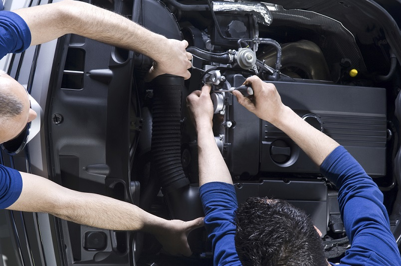 Expert Techs at Moran Automotive!