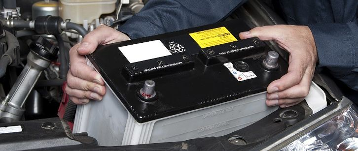 Car Battery Check Service near Manassas, VA