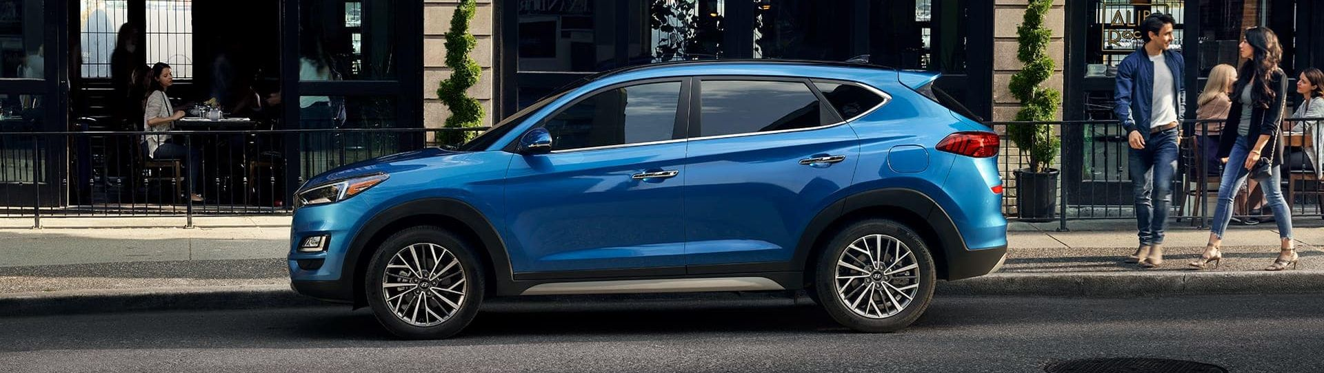 2019 Hyundai Tucson Leasing near Washington DC