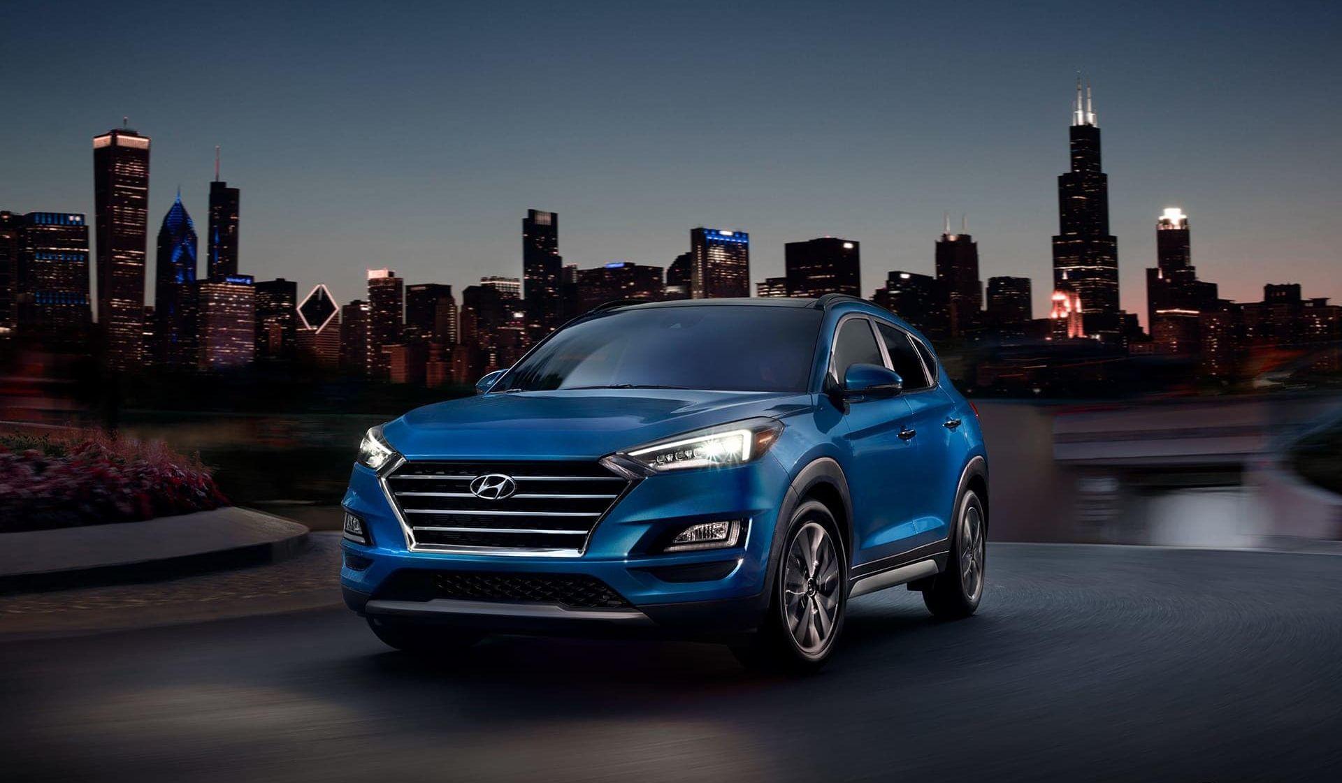 2019 Hyundai Tucson Leasing near College Park, MD