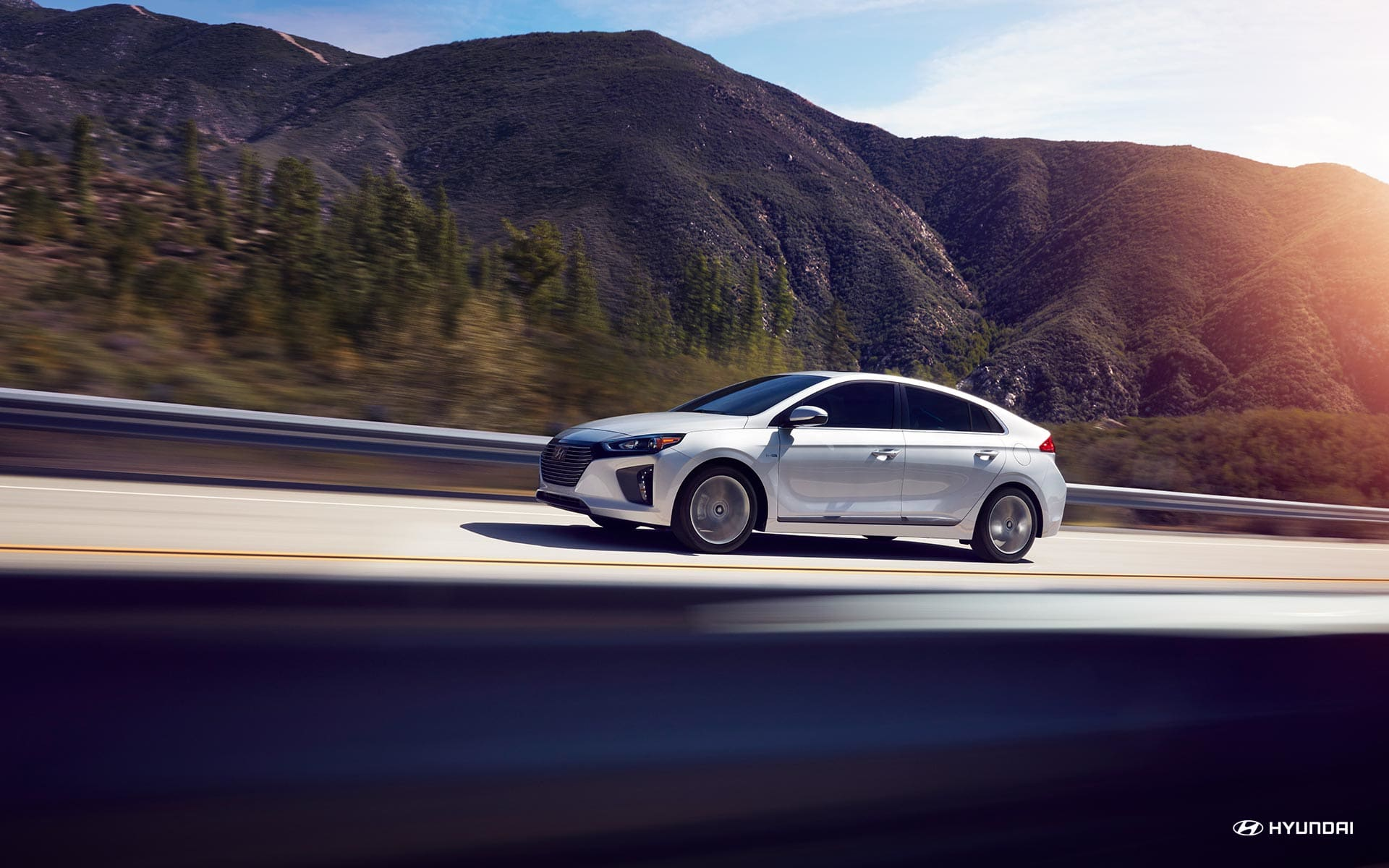 2019 Hyundai Ioniq Hybrid Leasing near Washington DC