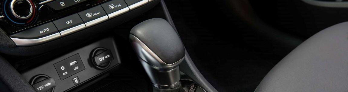 2019 Hyundai Ioniq Hybrid Shift Knob