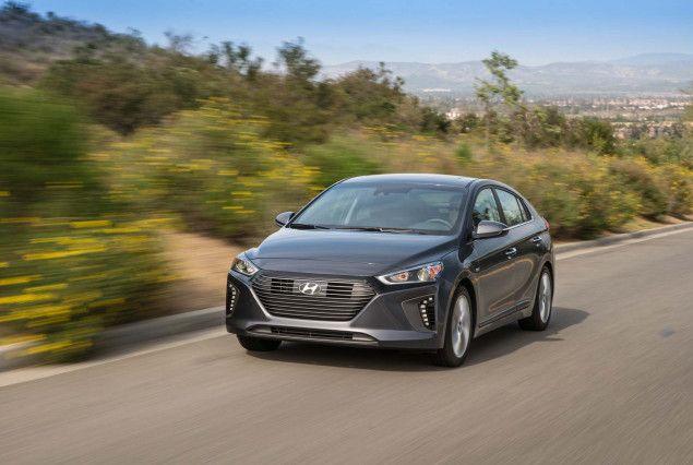 2019 Hyundai Ioniq Electric Leasing near College Park, MD