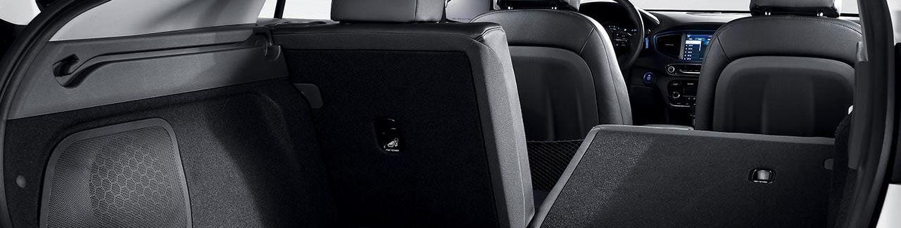 2019 Hyundai Ioniq Electric Interior