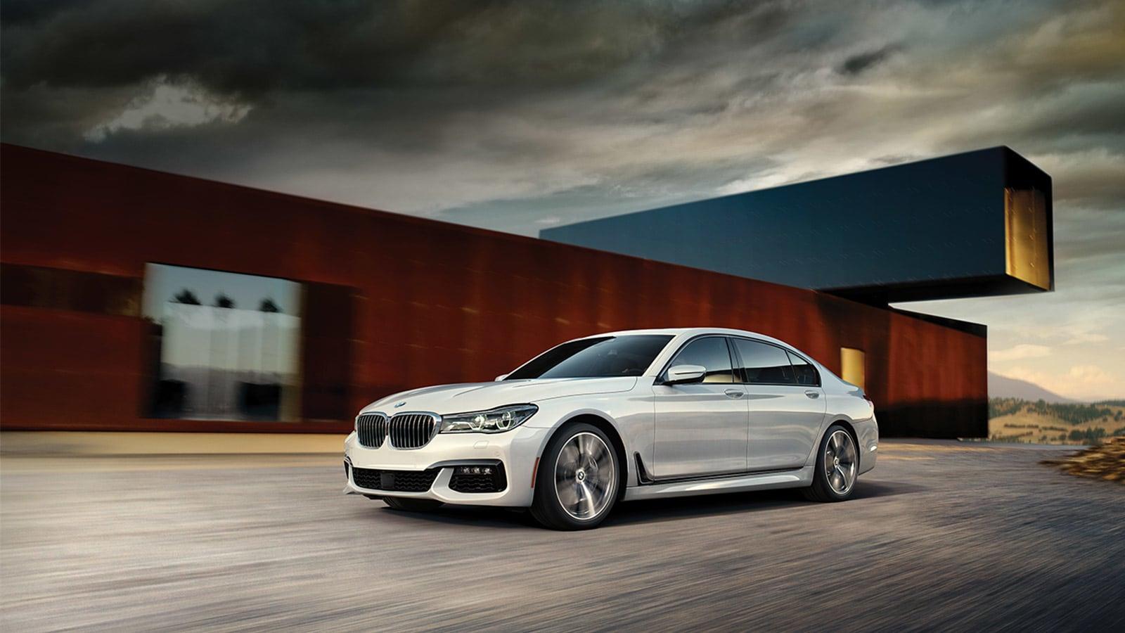 New 2019 BMW 7 Series 740i Sedan