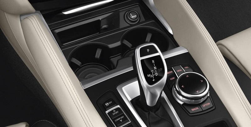 2019 BMW X6 Gear Shifter