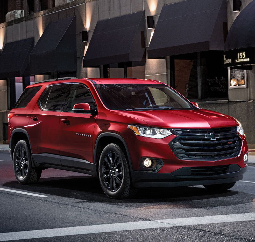 2019 Chevrolet Traverse Financing Near Worthington, MN