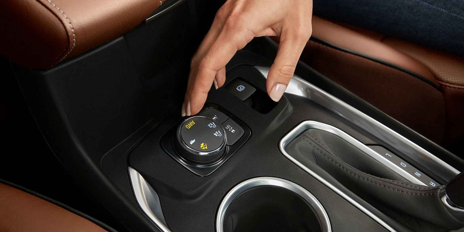 Performance at Your Fingertips in the Traverse