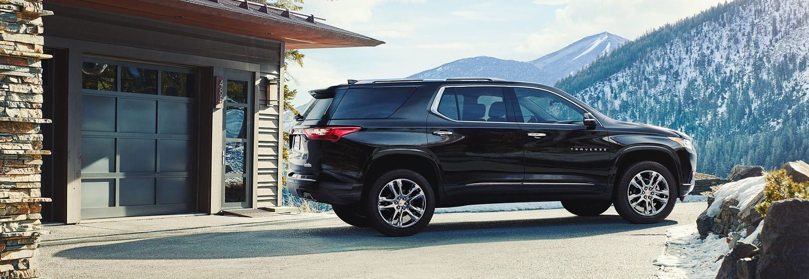 2019 Chevrolet Traverse Leasing near Worthington, MN