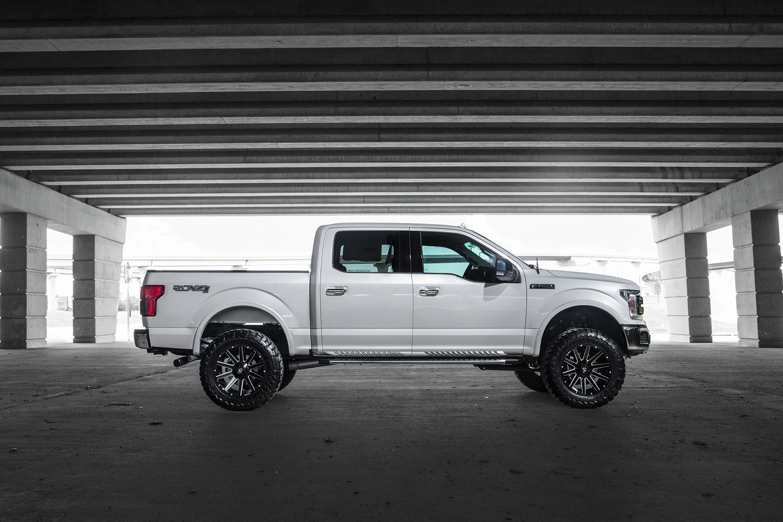 2018 Ford F-150 Lariat Lifted 4x4 Truck Carbon Fiber ...