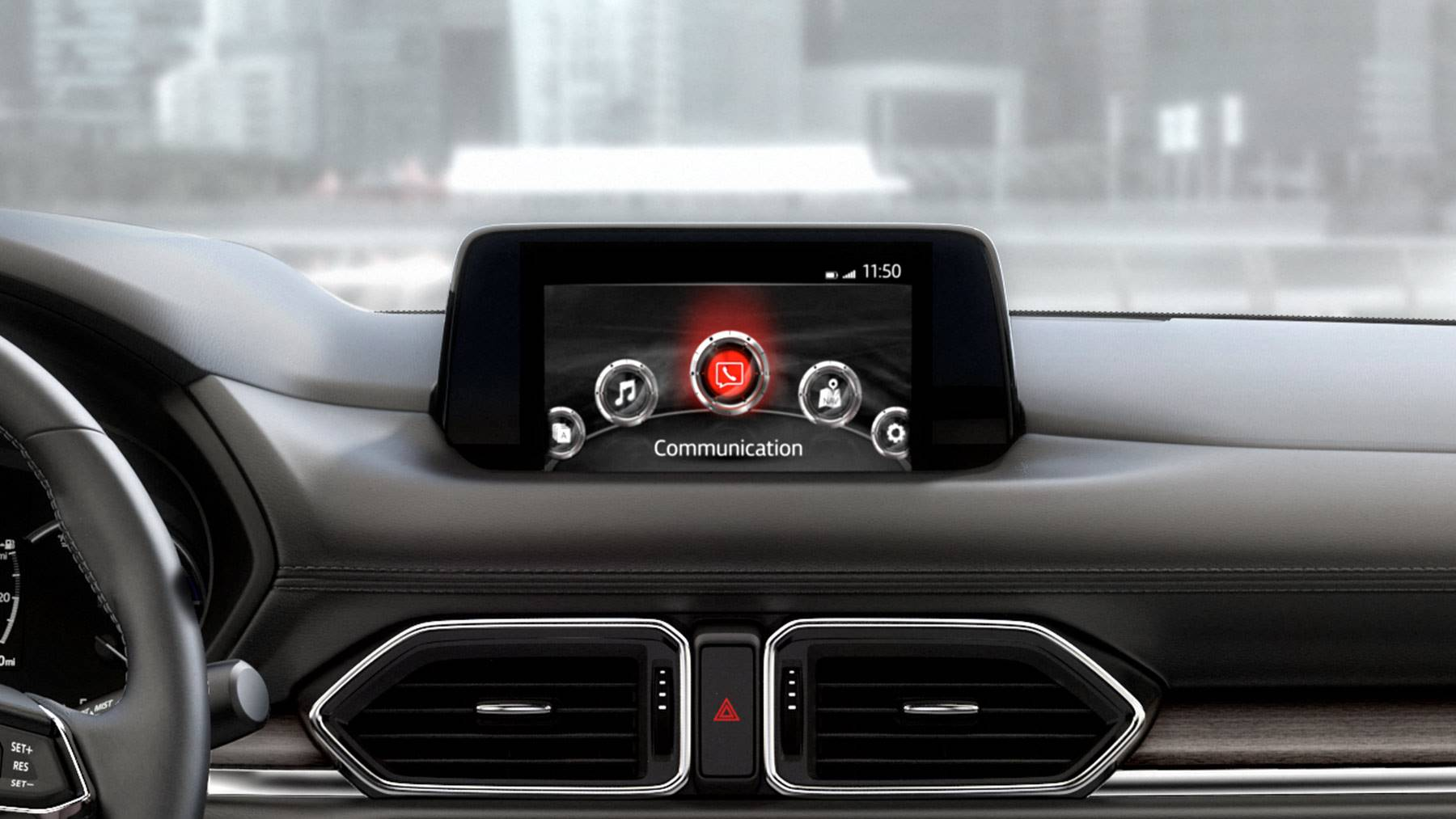 All Your Media at Your Fingertips in the Mazda CX-5!