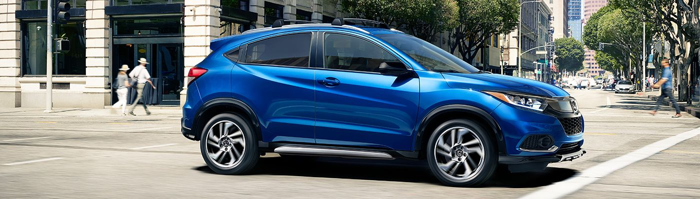 2019 Honda HR-V Leasing near Lorton, VA