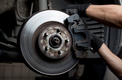 We'll Check Your Brake Pads!