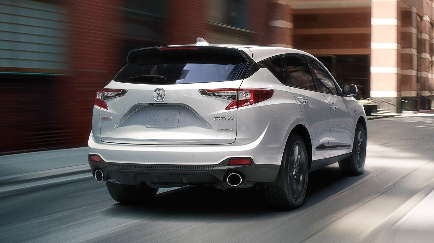 El Acura RDX 2019 tiene un diseño exterior impresionante