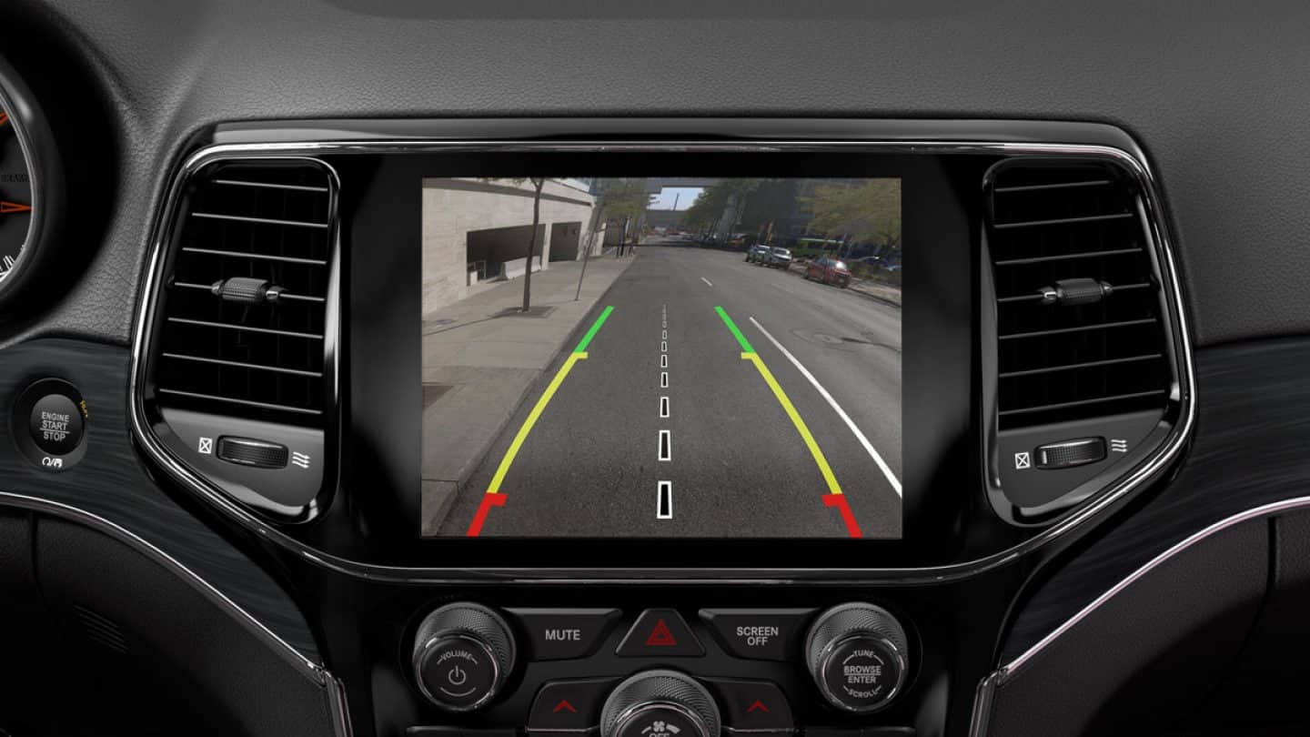 2019 Jeep Grand Cherokee Rearview Camera