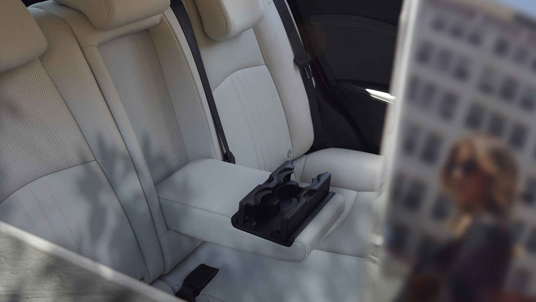Mazda CX-3's Spacious Interior!