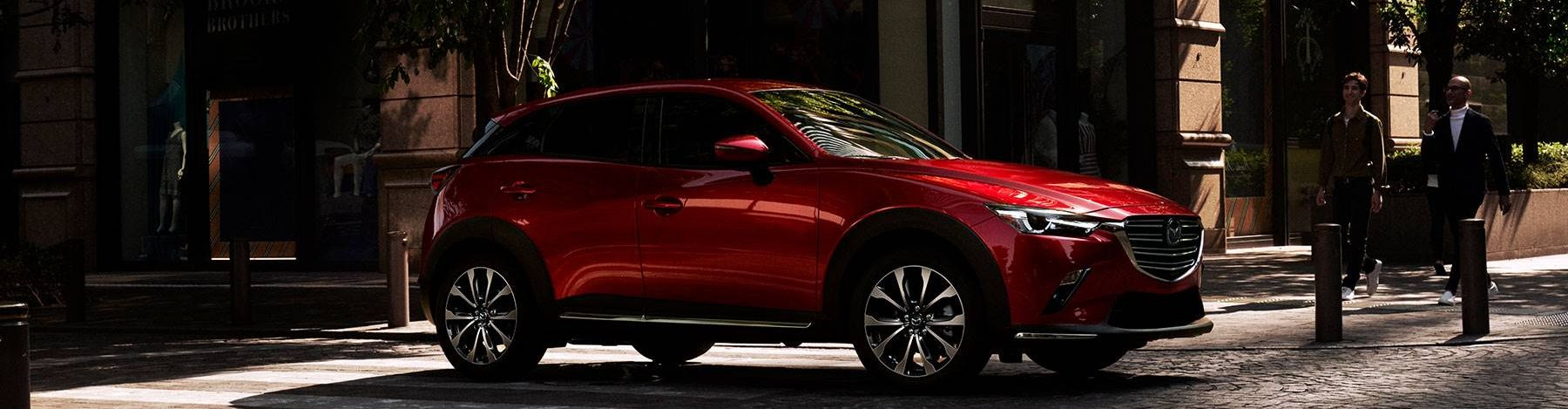 2019 Mazda CX-3 Leasing near Ann Arbor, MI