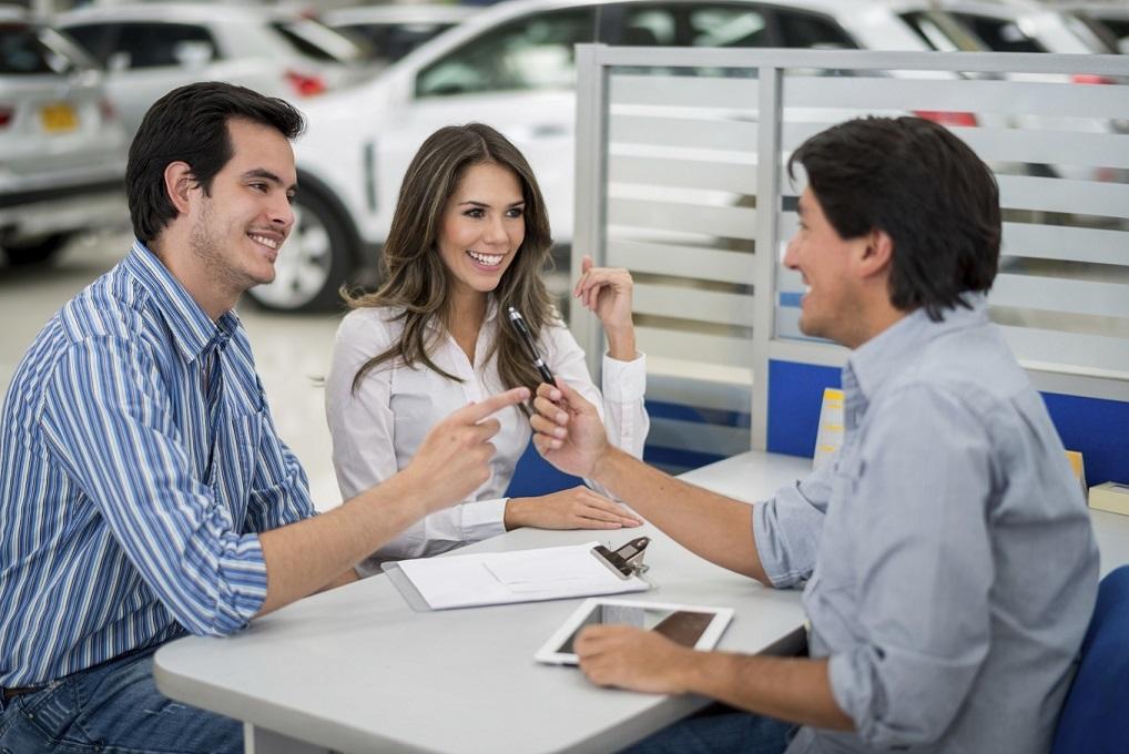 El proceso de aprobación para préstamos automotrices es sencillo