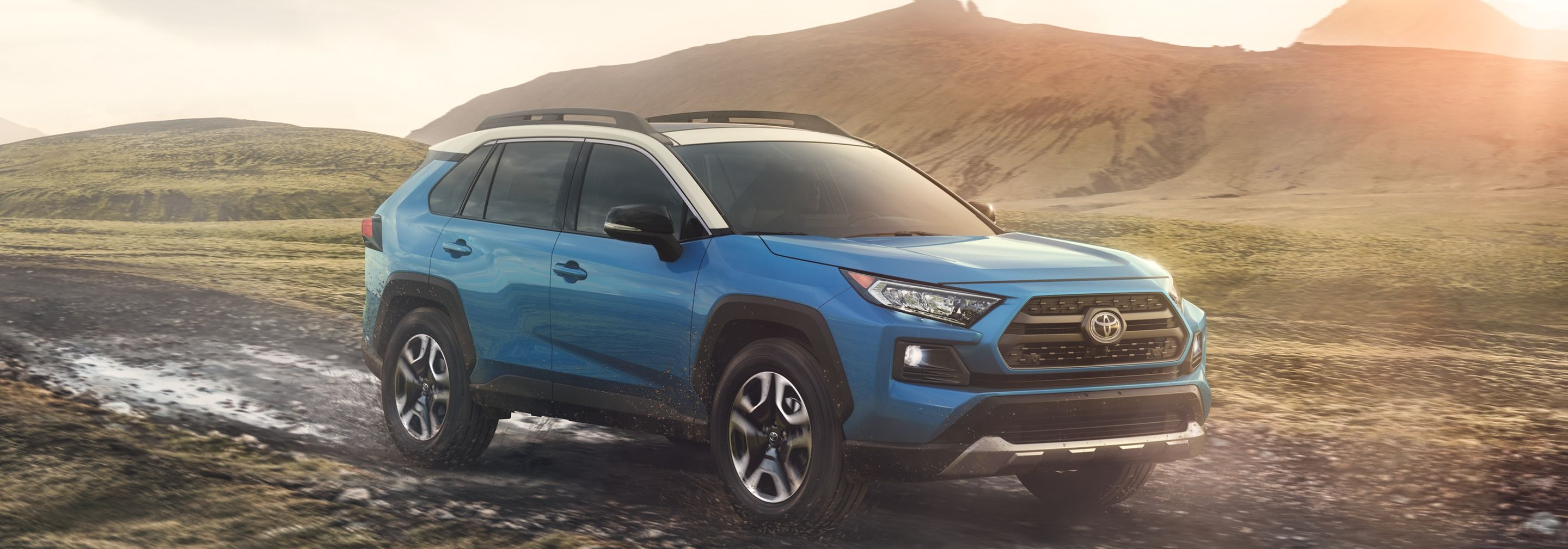 2019 Toyota RAV4 Leasing near Glen Mills, PA
