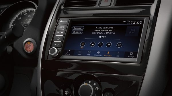 Access All Your Technology With the Tap of a Finger in the Versa!