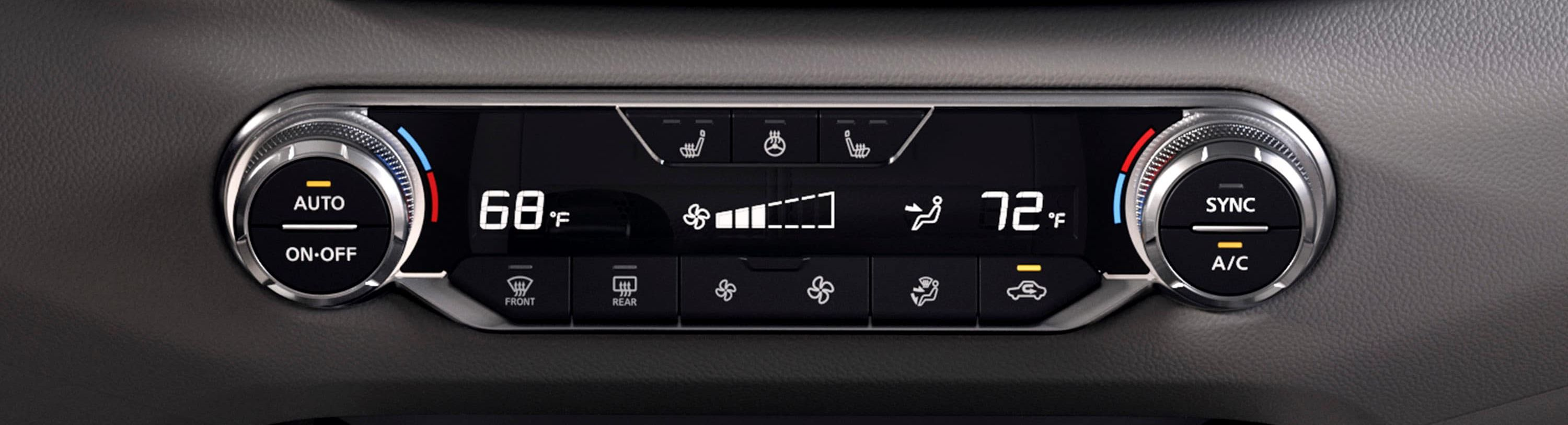 Climate Control Options!