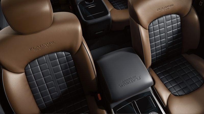 Luxurious Interior Options!