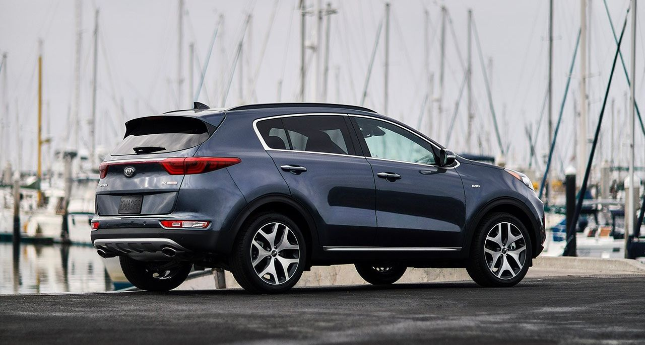 2019 Kia Sportage Financing near Red Chute, LA