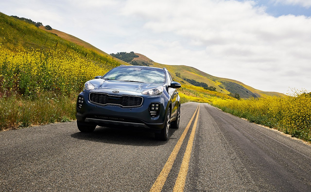 2019 Kia Sportage Leasing near Red Chute, LA
