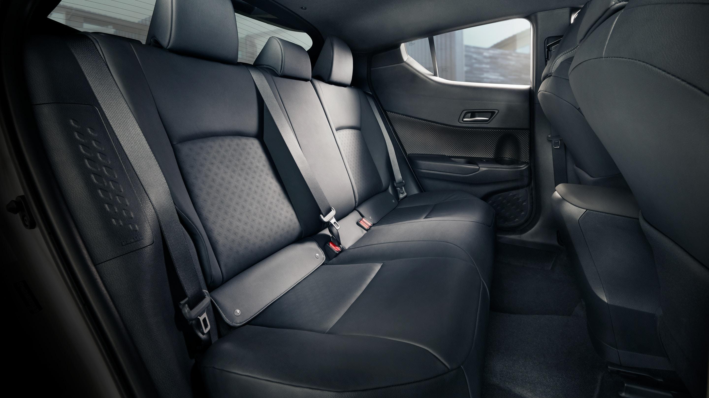 2019 Toyota CH-R Interior