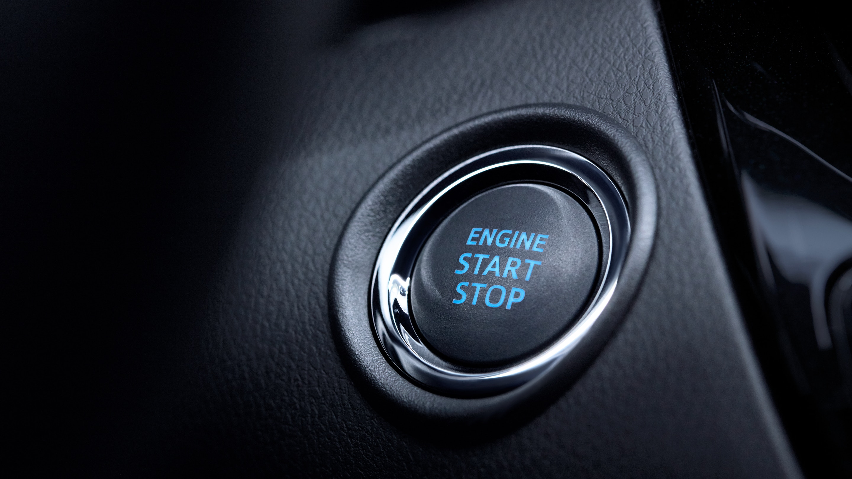 Adventure Starts With the Push Of a Button!