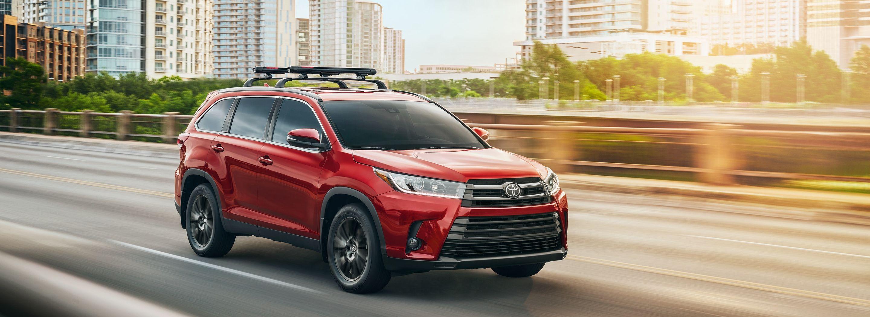 2019 Toyota Highlander Financing near Ypsilanti, MI