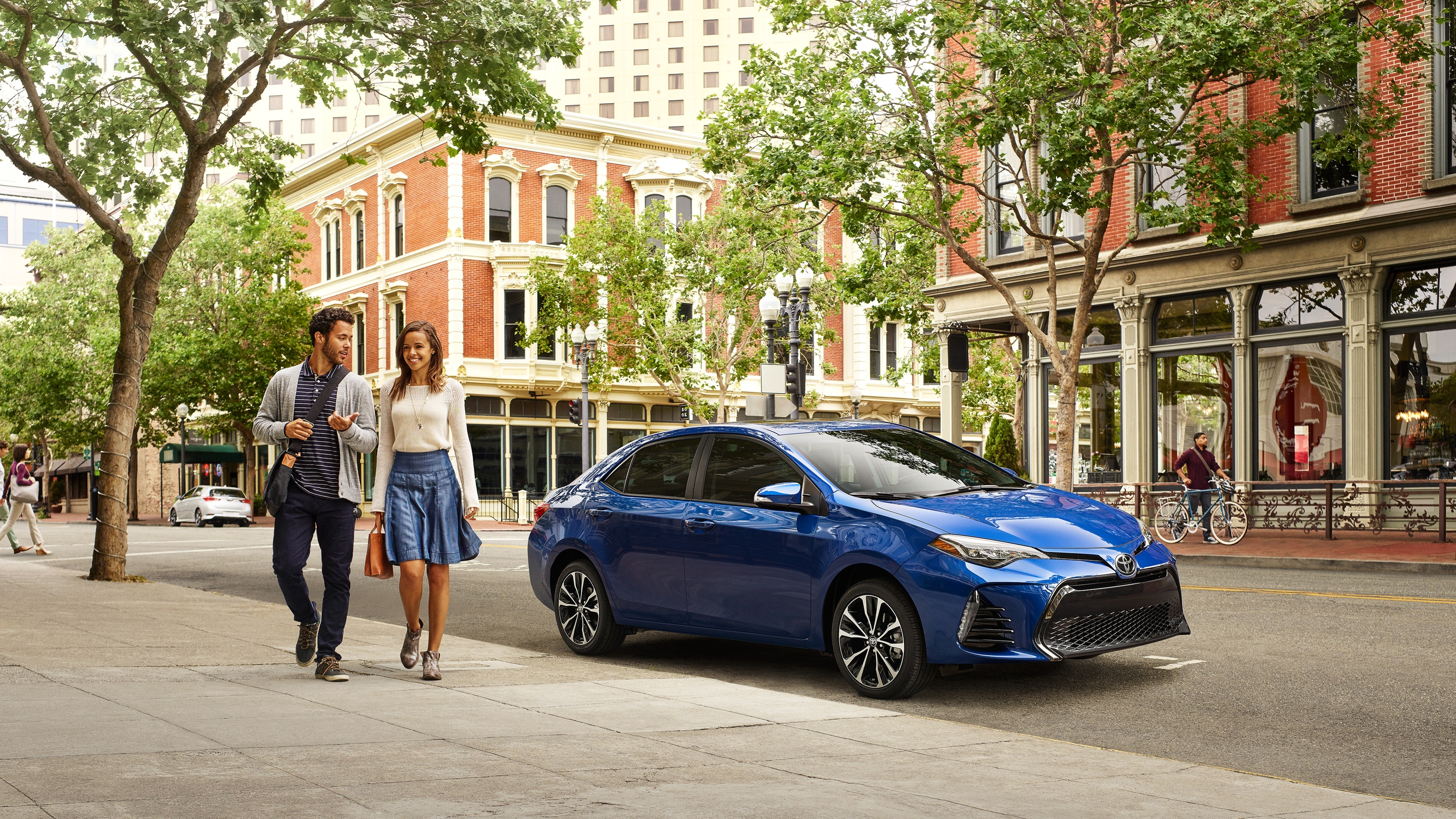 2019 Toyota Corolla vs 2019 Honda Civic in New Castle, DE