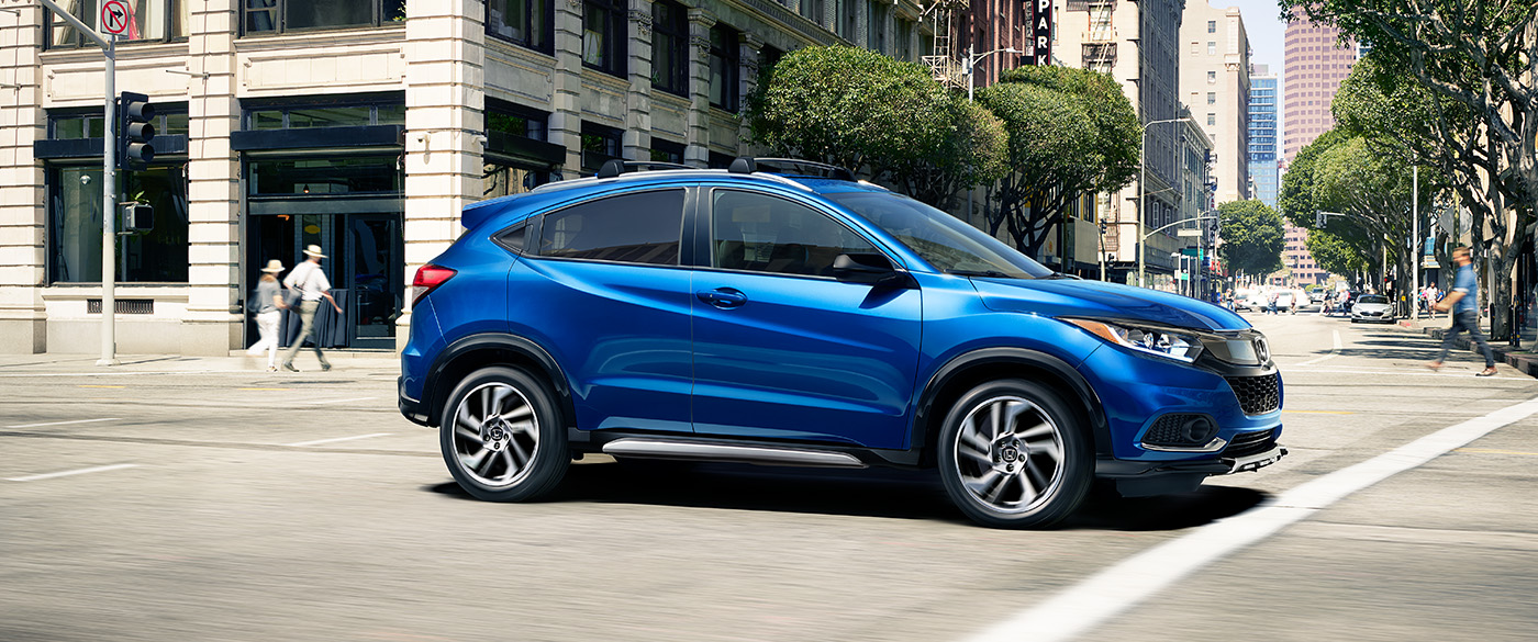 What Are the Differences Between the HR-V and the CR-V?