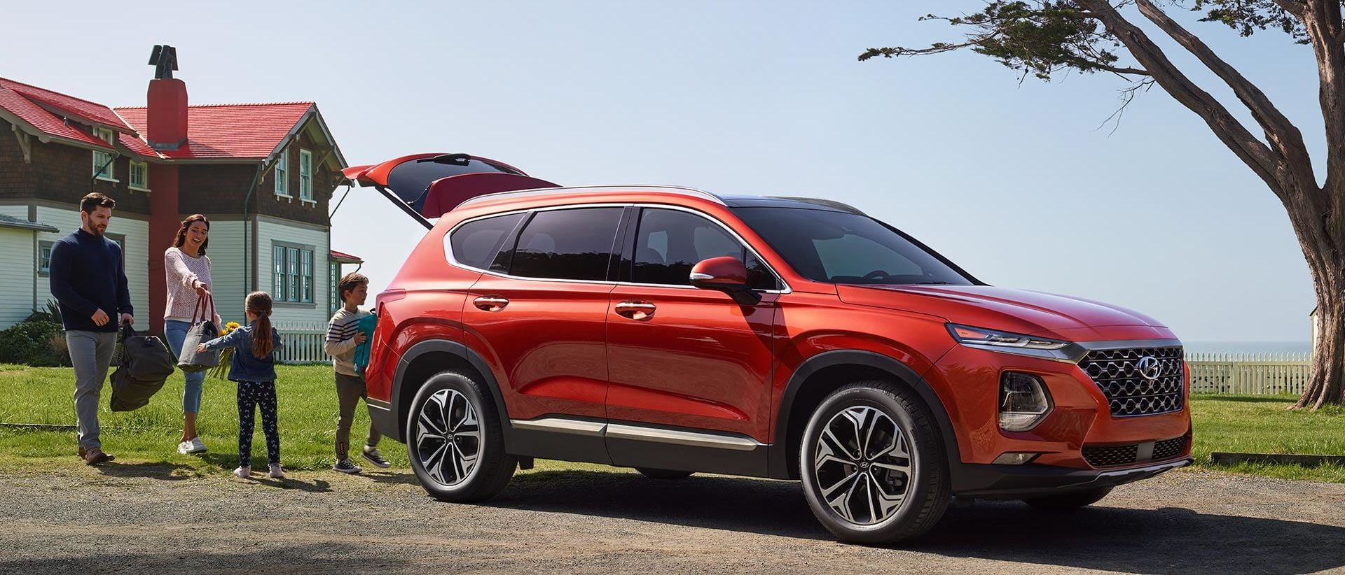 2019 Hyundai Santa Fe Leasing near Richmond, VA