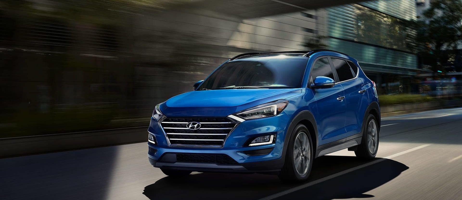 2019 Hyundai Tucson Leasing near Manassas, VA