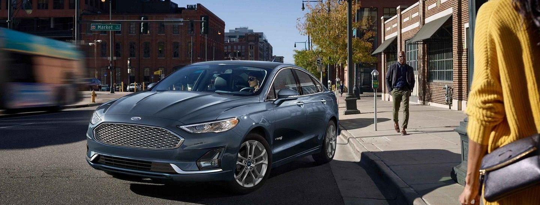 2019 Ford Fusion Leasing near Allen, TX