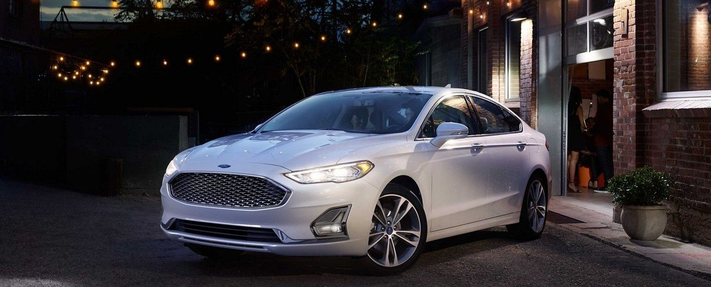 2019 Ford Fusion Leasing near Carrollton, TX