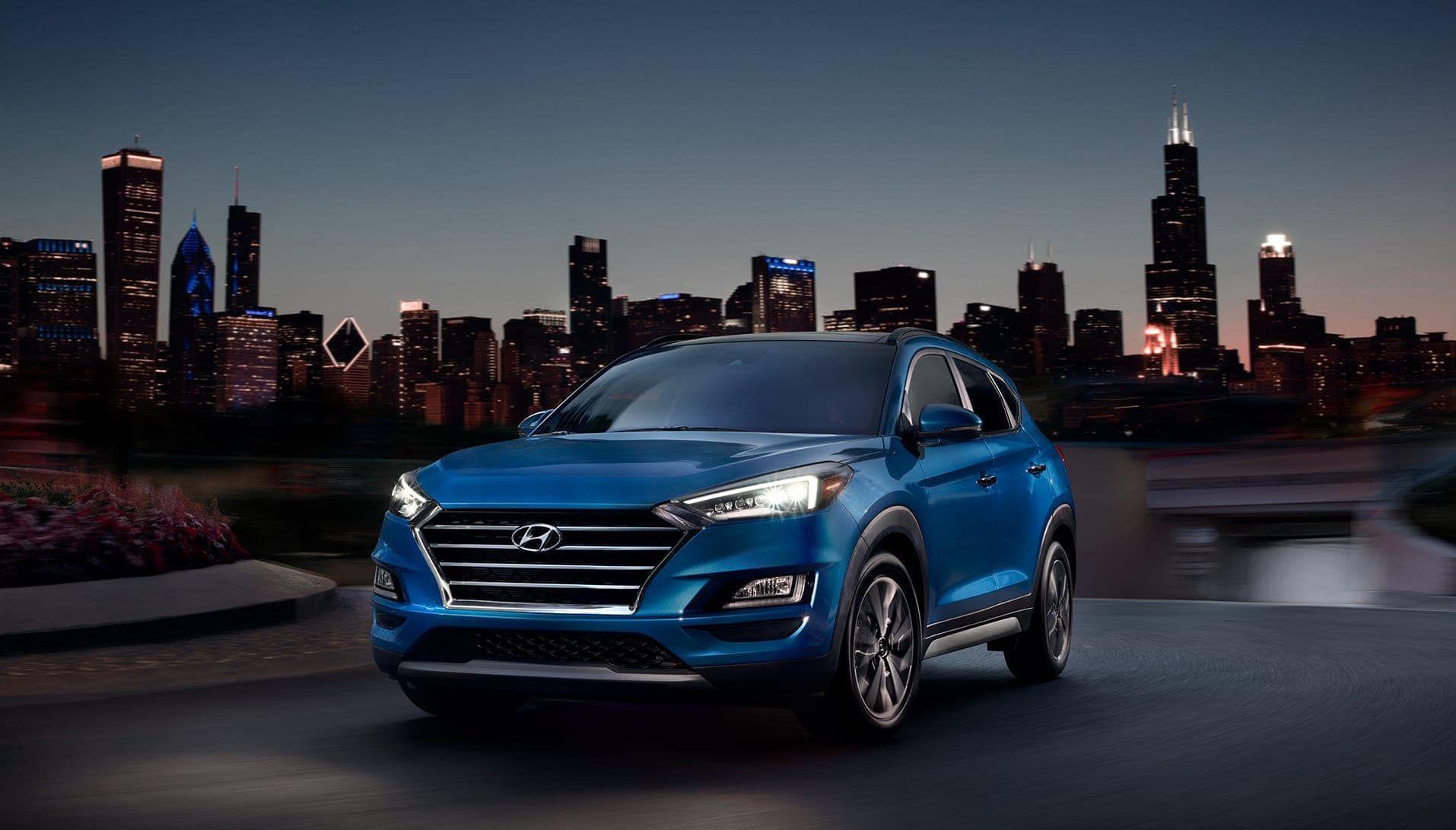 2019 Hyundai Tucson Leasing near Stafford, VA