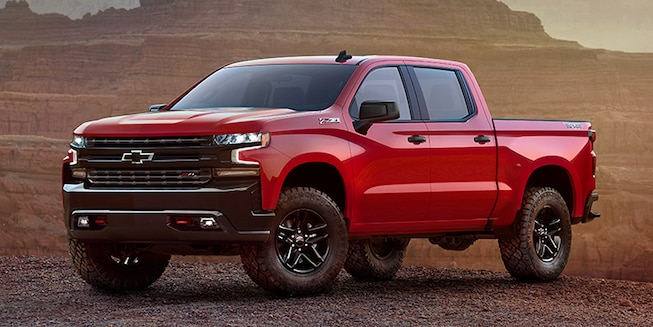 2019 Chevrolet Silverado 1500 Financing near Brookings, SD