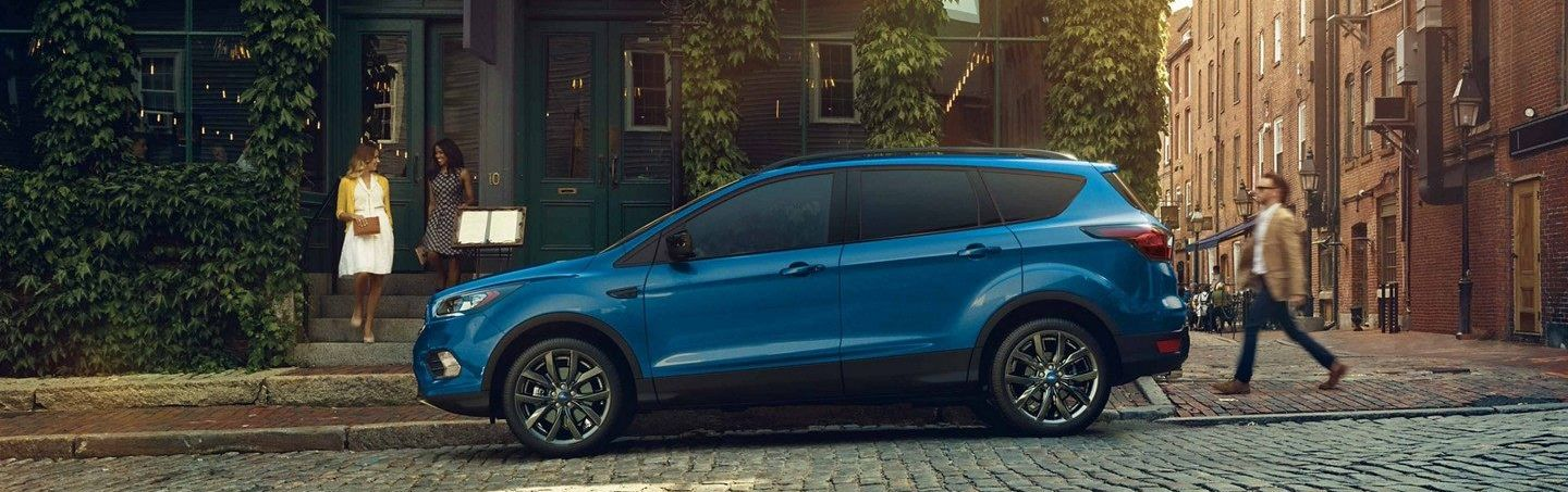 2019 Ford Escape Financing near Carrollton, TX