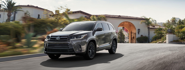 2019 Toyota Highlander Financing near Ann Arbor, MI