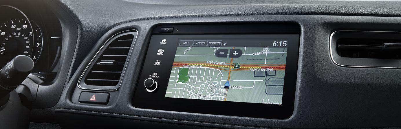 2019 HR-V Touchscreen