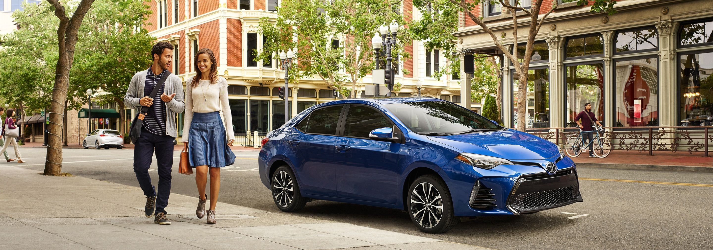 2019 Toyota Corolla Financing near Ann Arbor, MI