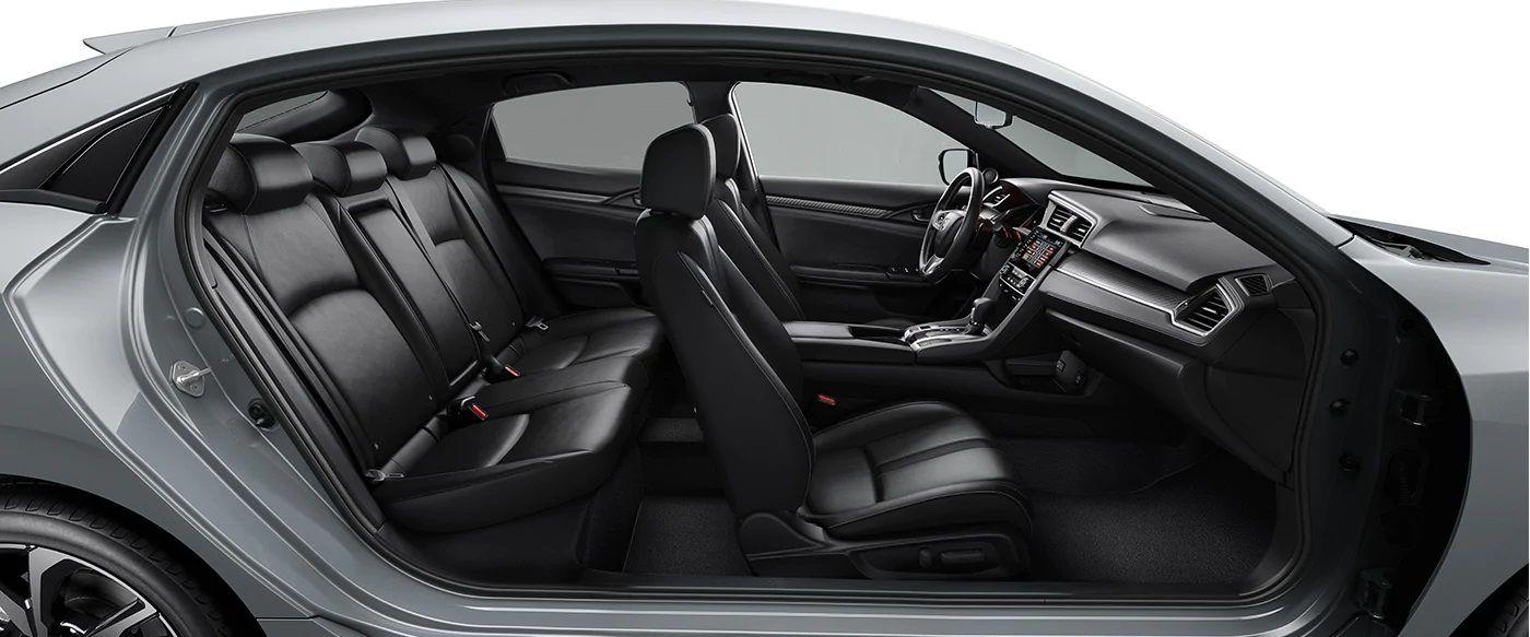 2019 Civic Hatchback Interior