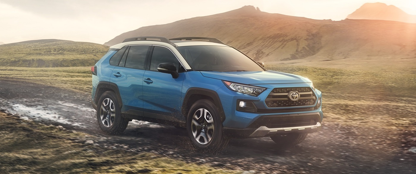 2019 Toyota RAV4 v 2019 Honda CR-V in Kansas City, MO