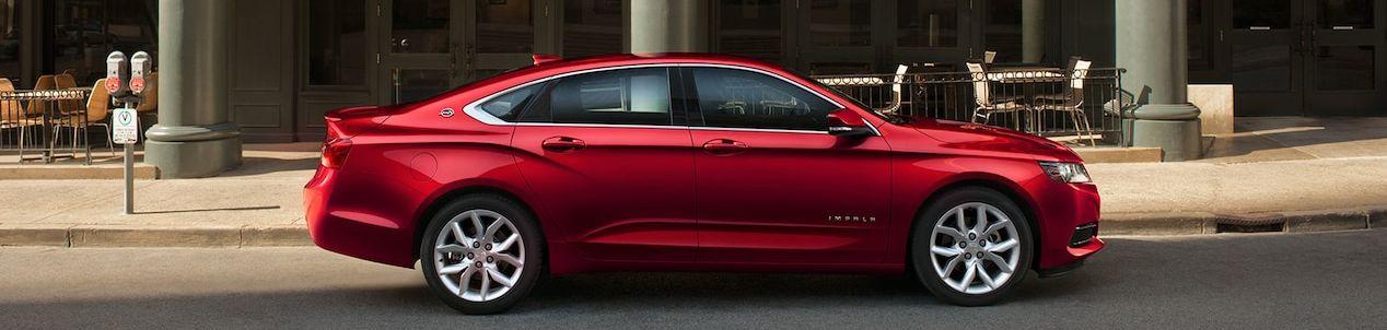 2019 Chevrolet Impala for Sale near Merrillville, IN